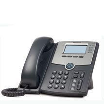 Cisco SPA 504G 4-Line Small Business IP Phone