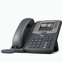 Cisco SPA 525G5-Line Small Business IP Phone